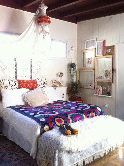 Best 12 Bohemian Bedrooms Filled With Exotic Decor And Plenty With Pictures