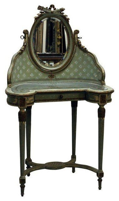 Best Pre Owned Vintage Victorian Vanity Dressing Table With Pictures