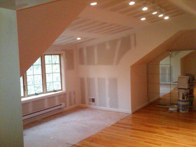 Best Second Floor Dormer Traditional Exterior New York With Pictures