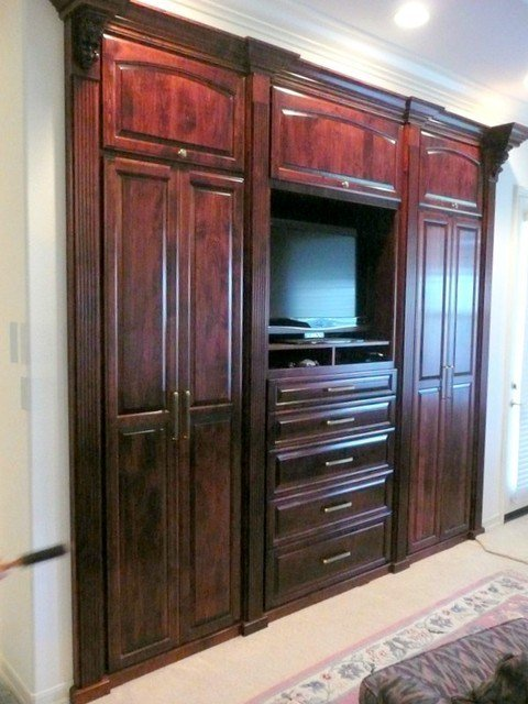 Best Bedroom Cabinets Traditional Bedroom Santa Barbara With Pictures