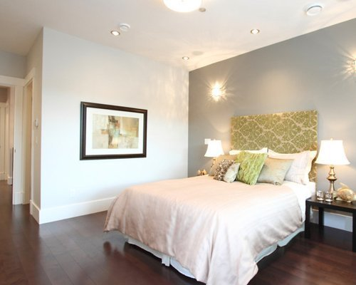 Best Gray Accent Wall Home Design Ideas Pictures Remodel And With Pictures