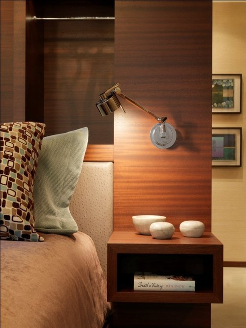 Best Wall Mounted Bedside Lamps Home Design Ideas Pictures With Pictures