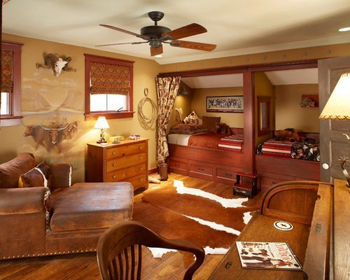 Best Western Theme Bedroom Home Design Ideas Pictures Remodel With Pictures