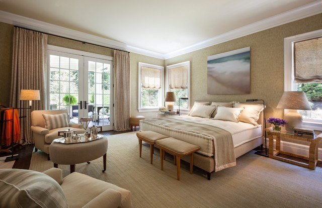 Best The Hampton Designer Showhouse – 2013 Transitional Bedroom New York By Hartmann Forbes With Pictures