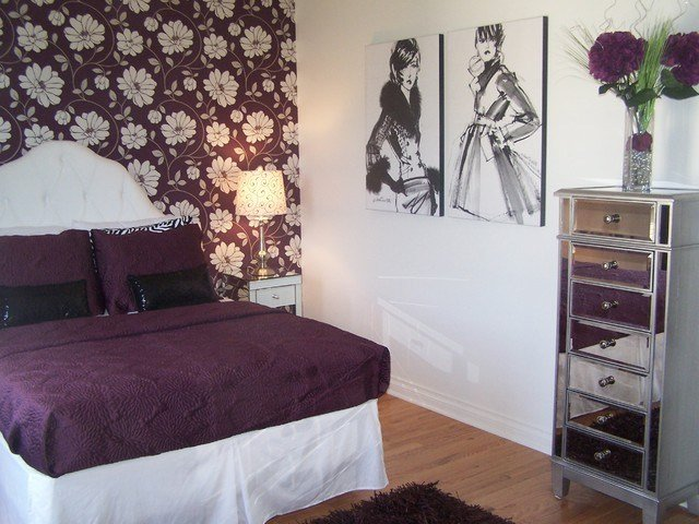 Best T**N Girl Fashion Bedroom In Plum Bedroom Cleveland With Pictures