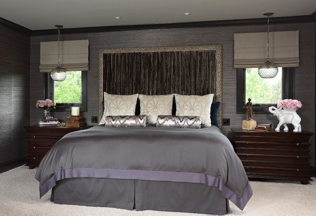 Best Glamorous Boudoir Contemporary Bedroom Minneapolis With Pictures