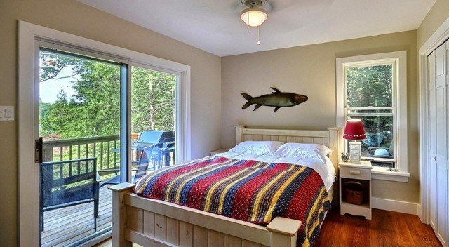 Best Guest Bunkie Lakeside Bedroom With Pictures