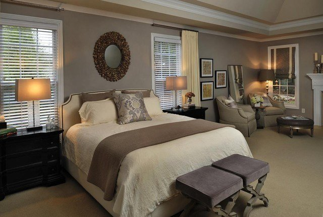 Best Elegant Escape Contemporary Bedroom Nashville By With Pictures