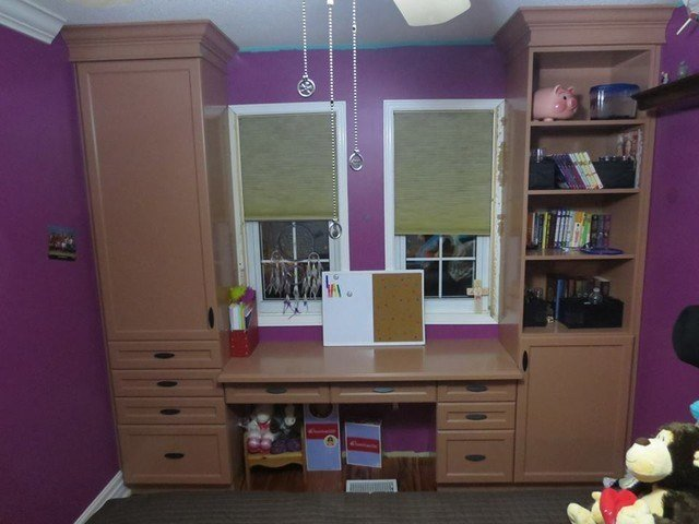 Best Student Desk Bedroom Wall Unit With Pictures