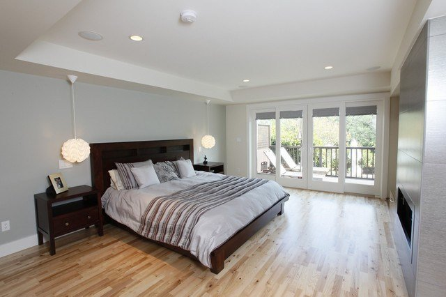 Best Master Suite Build Out Contemporary Bedroom San Francisco By Bmf Construction With Pictures