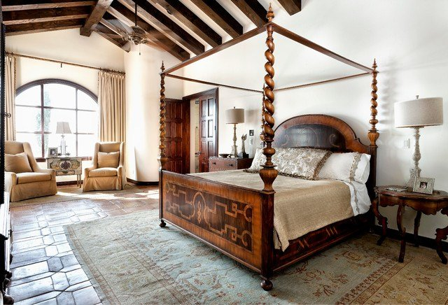 Best Lake Conroe Spanish Mediterranean Bedroom Austin With Pictures