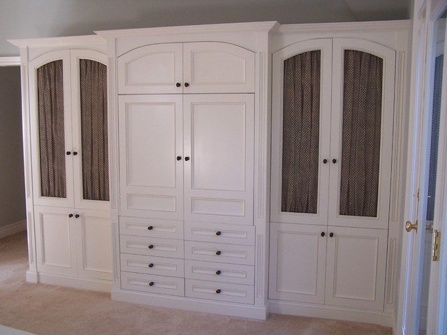 Best Wall Units And Fireplaces Traditional Bedroom Toronto By Signature Custom Cabinets With Pictures