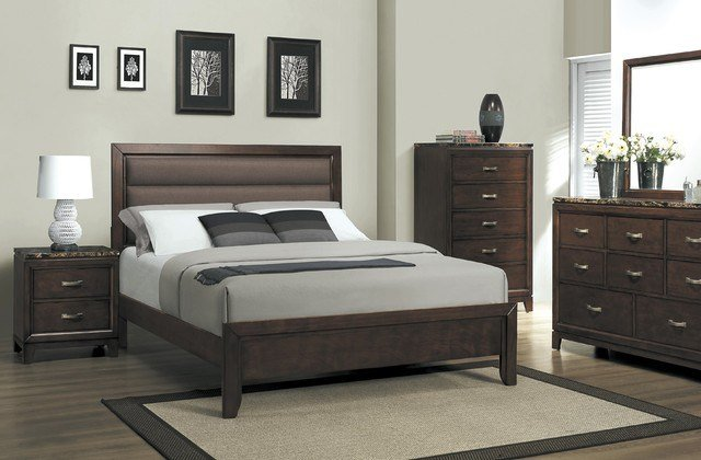 Best The Lorraine Bedroom Set Transitional Bedroom Miami With Pictures