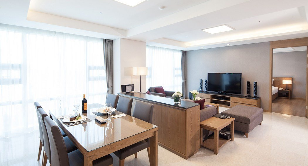 Best Three Bedroom Serviced Apartment Fraser Place Central Seoul With Pictures