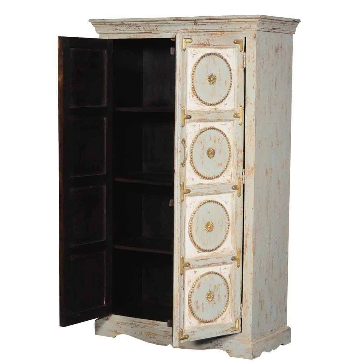 Best Rustic Solid Wood French Quarter Bedroom Armoire Storage With Pictures