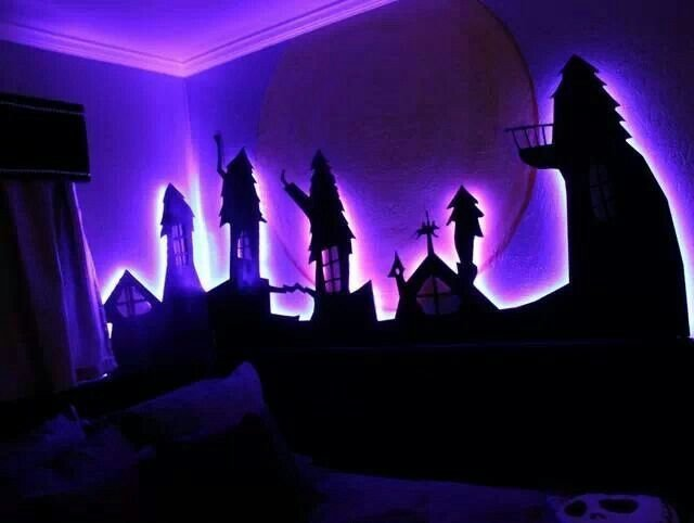 Best Nightmare Before Christmas Themed Room Bedroom Ideas With Pictures