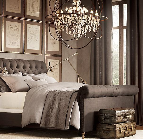 Best Restoration Hardware Bedroom Furniture Just Let Me Sleep With Pictures
