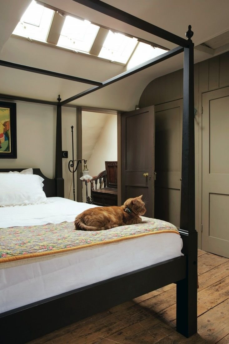 Best Modern Country Style Case Study Farrow And Ball Mouse S Back With Pictures