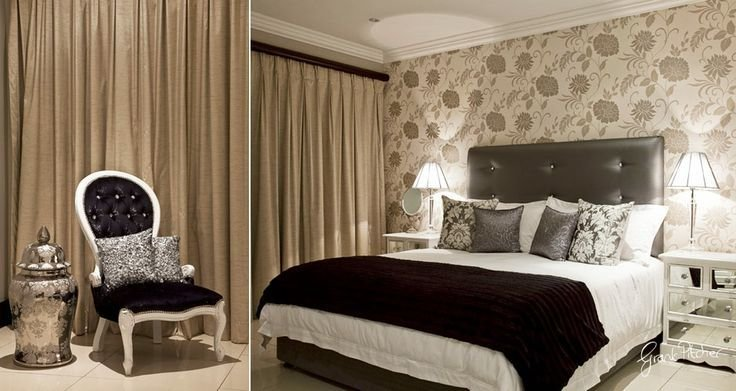 Best Wallpaper Feature Wall Bedroom Ideas Pinterest With Pictures