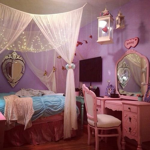 Best Pastel Goth Bedroom Rooms Of The House Pinterest With Pictures