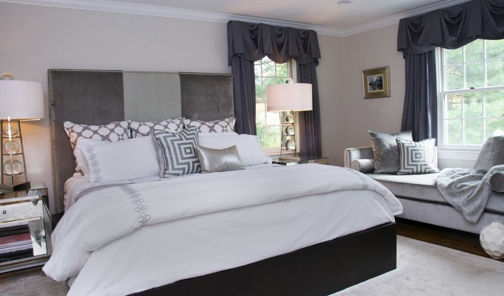Best Silver Grey Master Bedroom Design Master Bedroom Ideas With Pictures