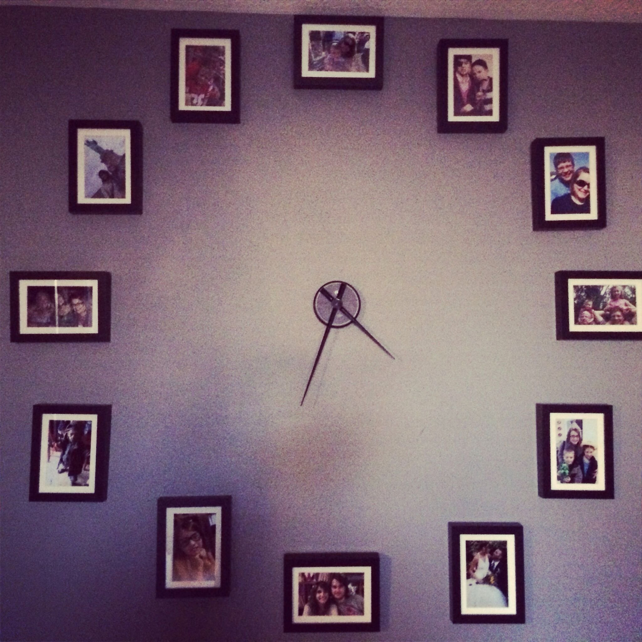 Best Bedroom Wall Clock Rachel Pinterest With Pictures