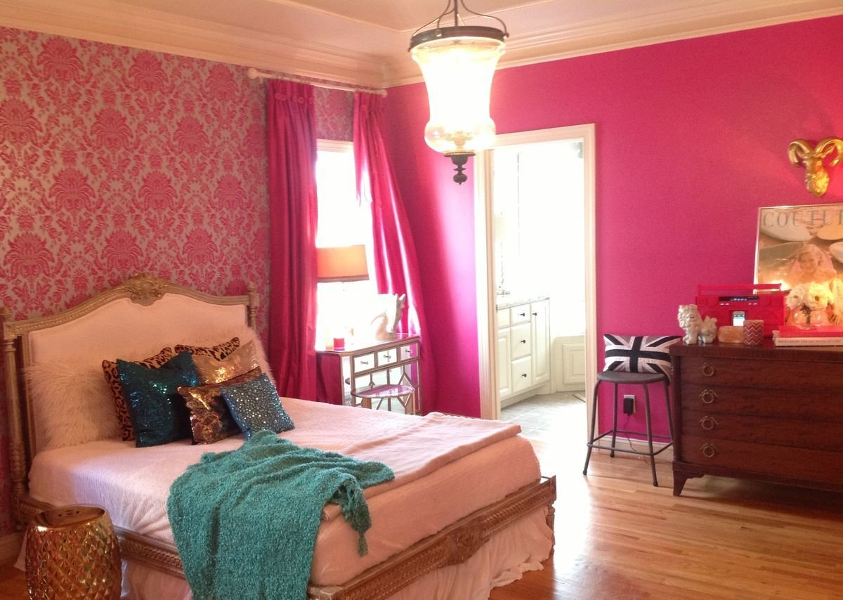 Best 1000 Images About Pink Bedrooms For Grown Ups On Pinterest With Pictures