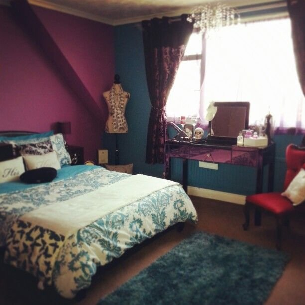 Best Teal And Purple Bedroom Bedroom Ideas Pinterest With Pictures