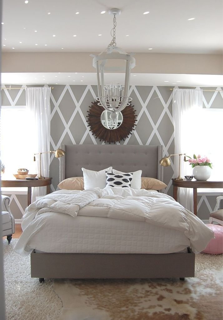 Best White And Grey Master Bedroom Vacation Rental Bedrooms With Pictures