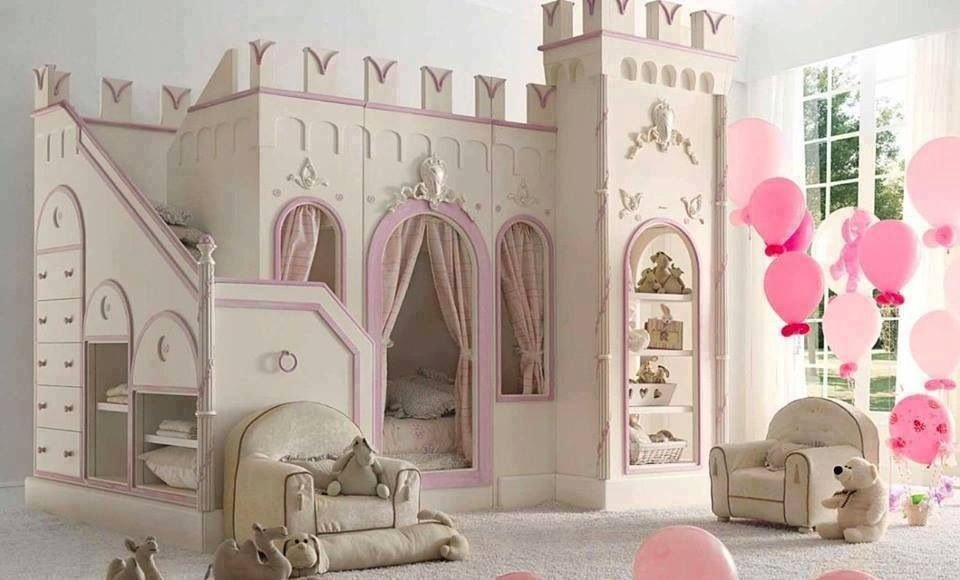 Best Princess Castle Home Bedrooms Pinterest With Pictures