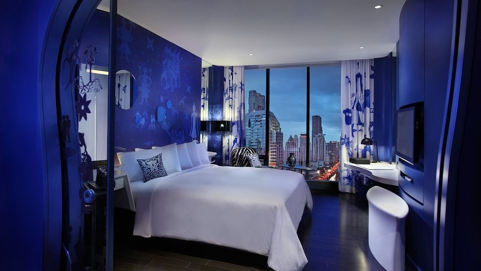 Best Cobalt Blue Bedroom For The Home Pinterest With Pictures