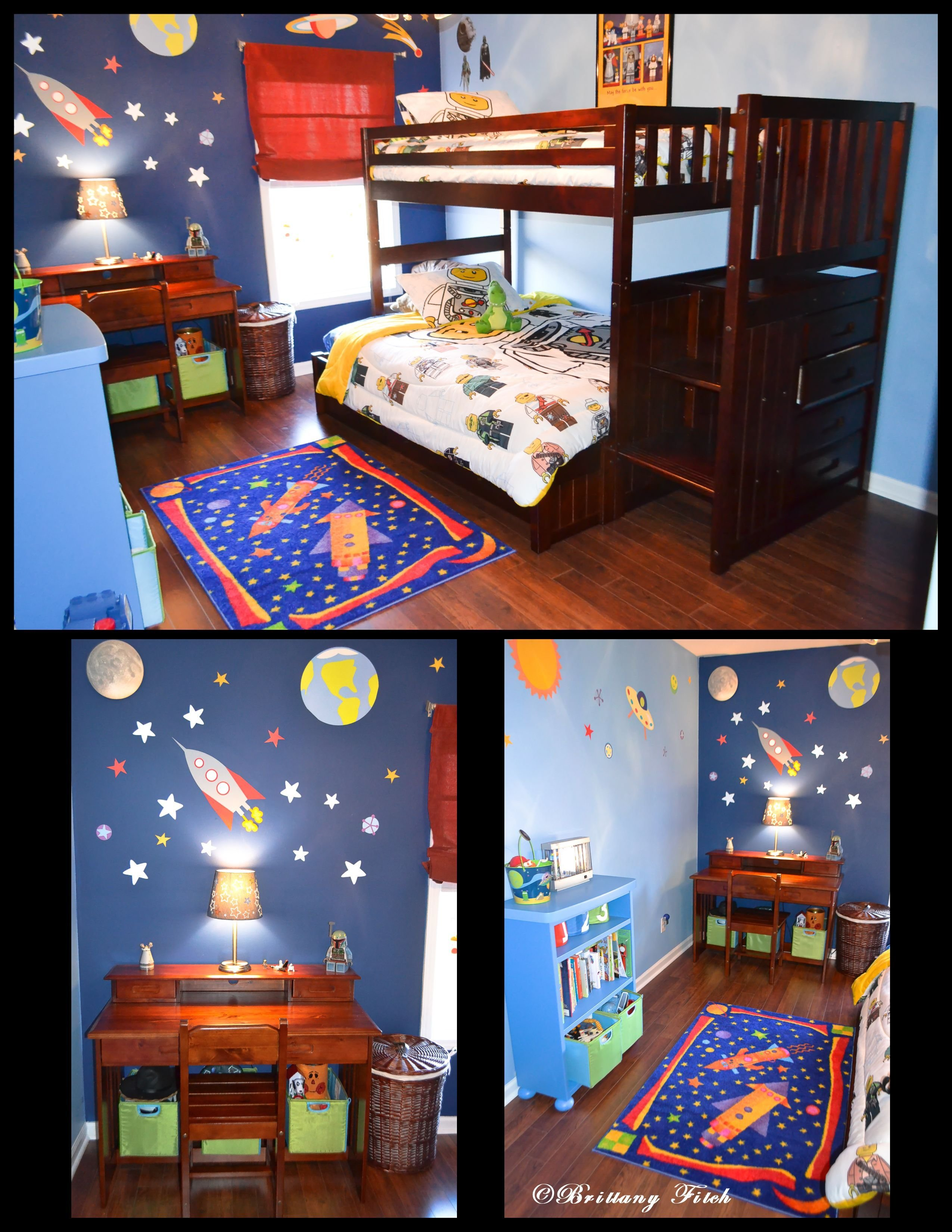 Best Kid S Outer Space Theme Bedroom Boys Room Pinterest With Pictures