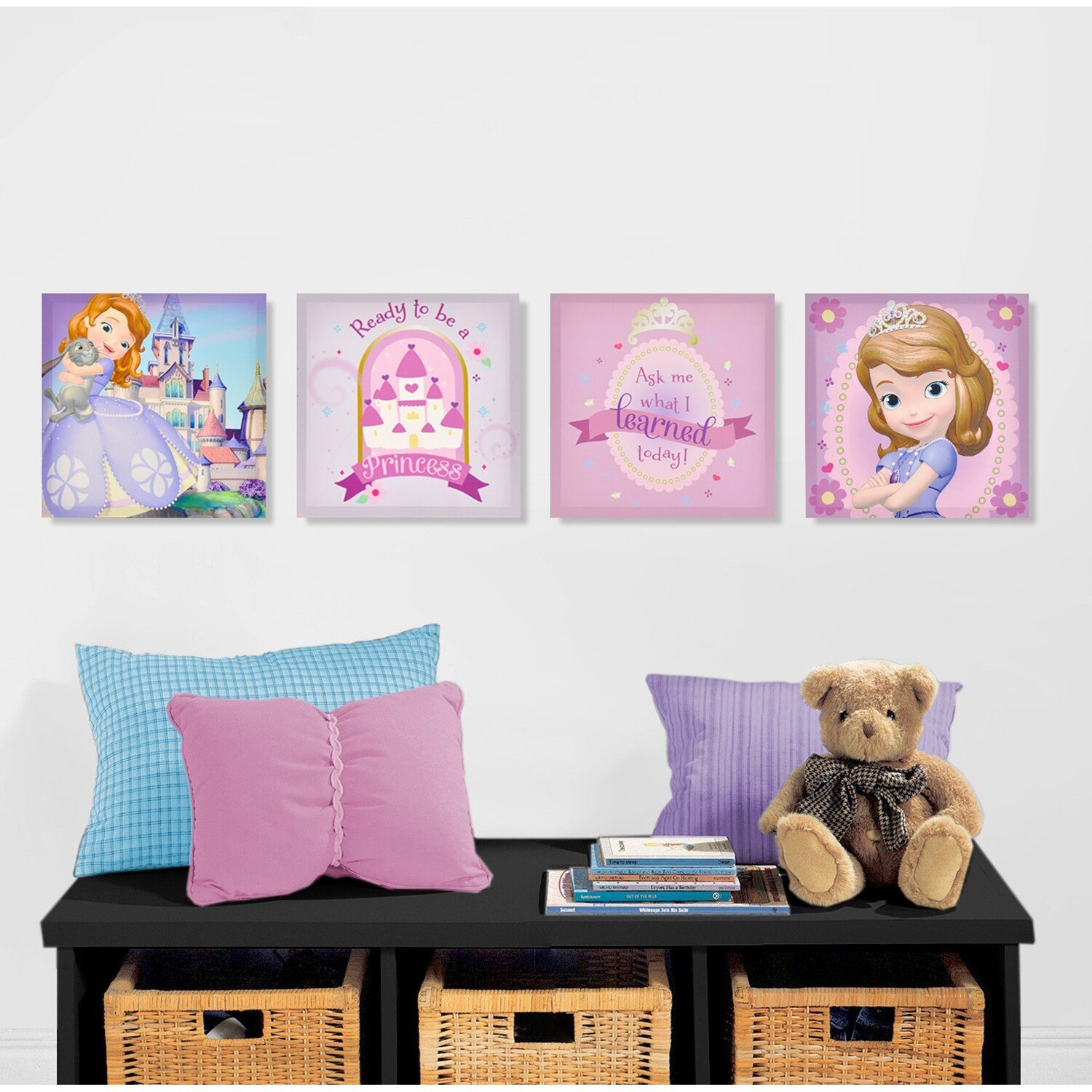 Best Sofia The First Decor Totally Kids Totally Bedrooms With Pictures