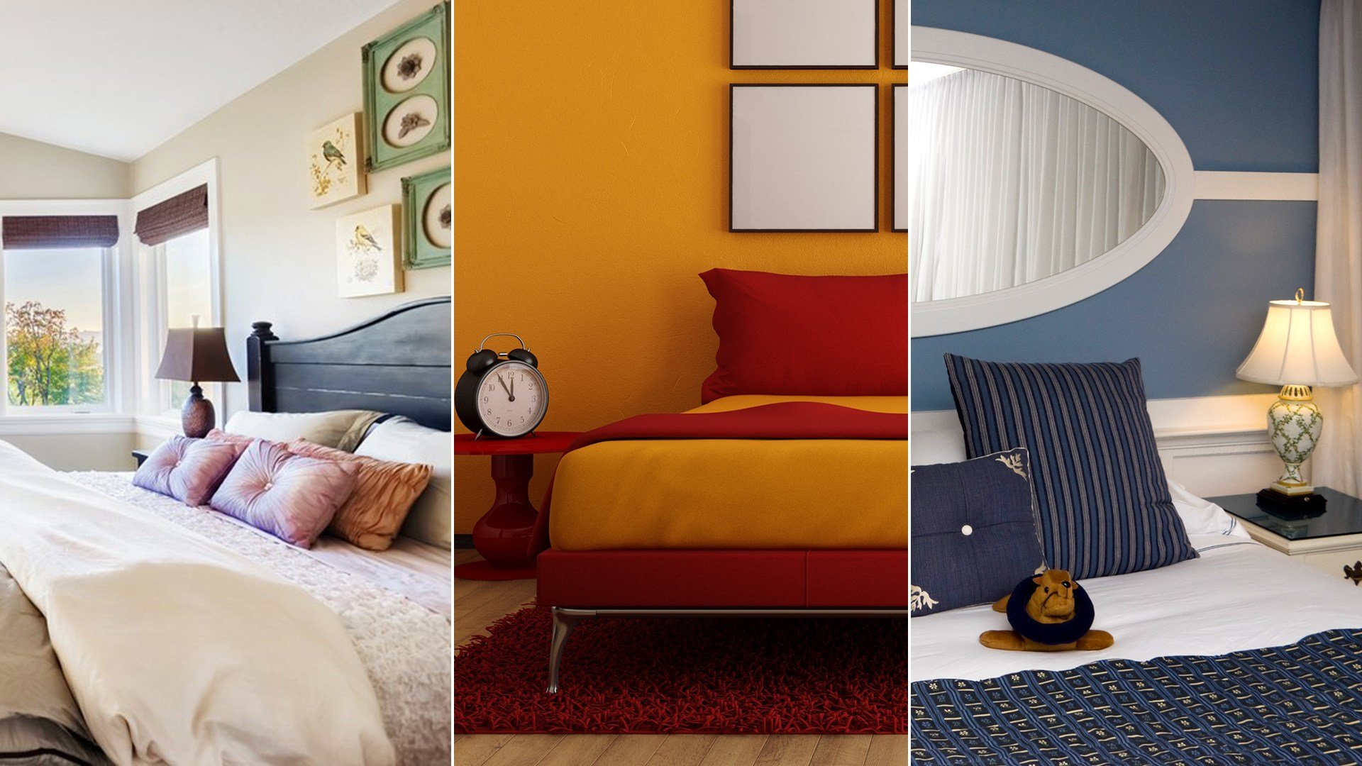 Best Blue Is The Best Bedroom Color For A Good Night S Sleep With Pictures