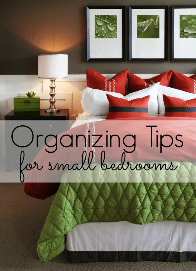 Best Organizing Tips For Small Bedrooms My Life And Kids With Pictures