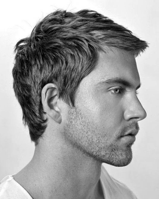 Free 40 Men S Haircuts For Straight Hair Masculine Hairstyle Wallpaper