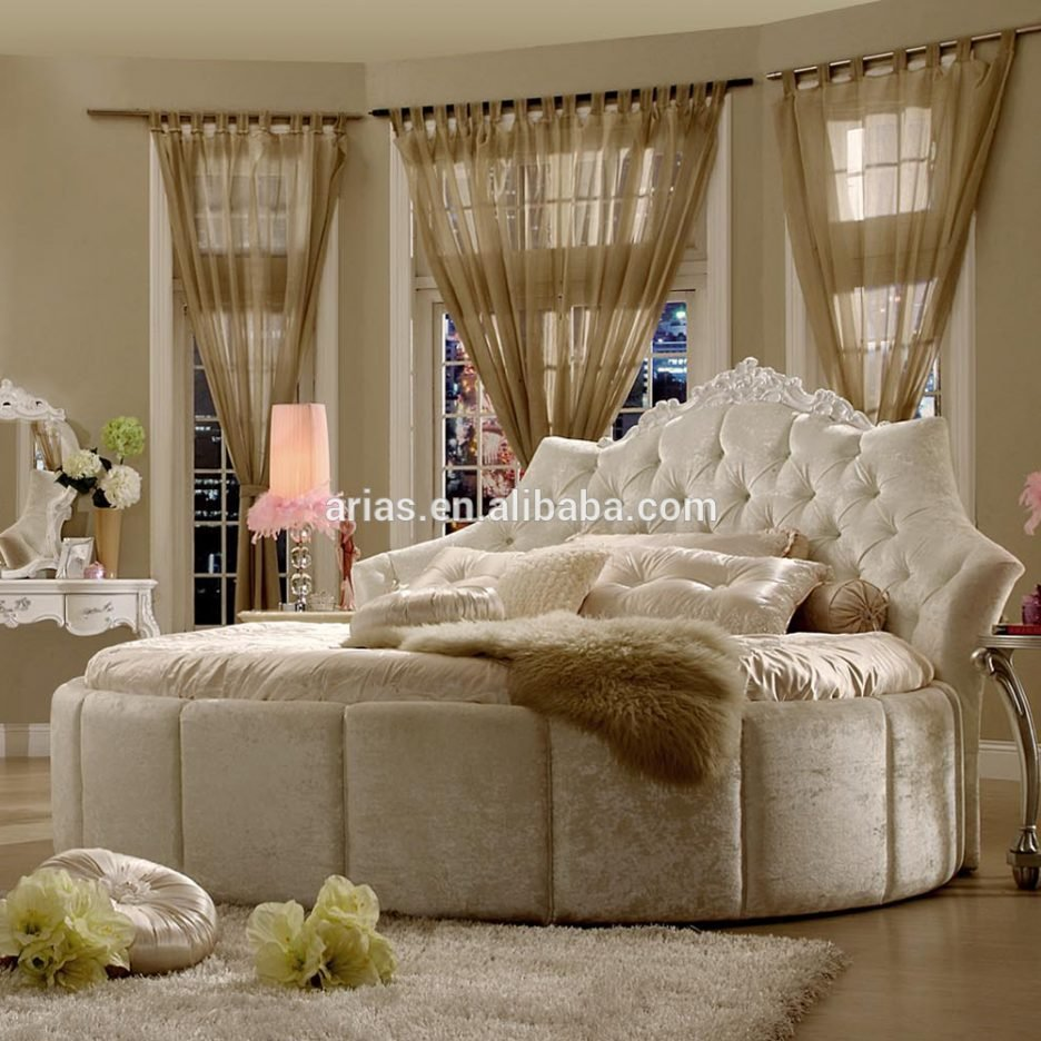 Best Bedroom Beautiful Modern Round Bed Ikea — Ossocharlotte Com With Pictures