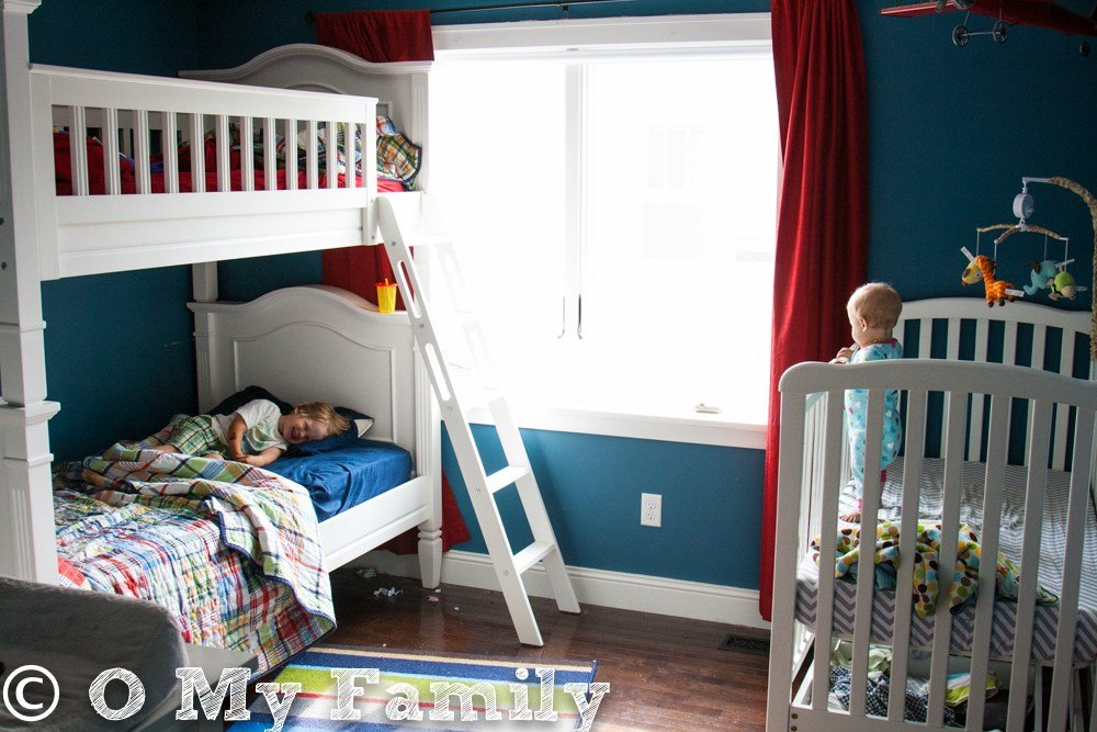 Best Three Kids In One Bedroom O My Family – This New Mom S Blog With Pictures