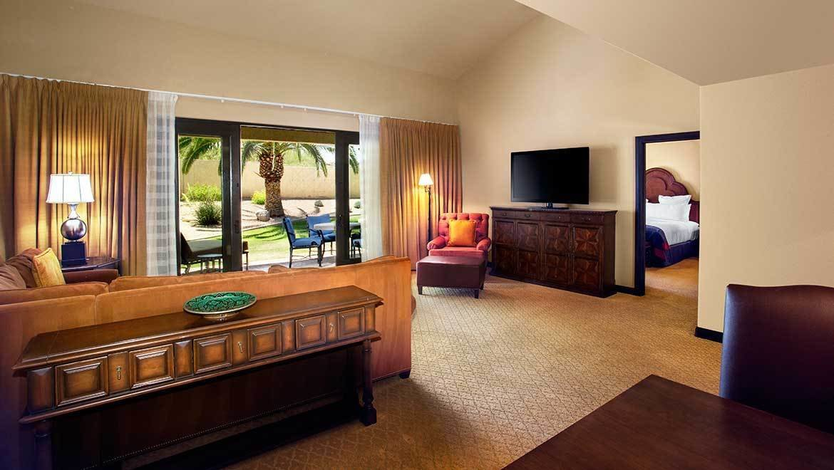 Best Hotels In Scottsdale Az Omni Scottsdale Resort Spa With Pictures