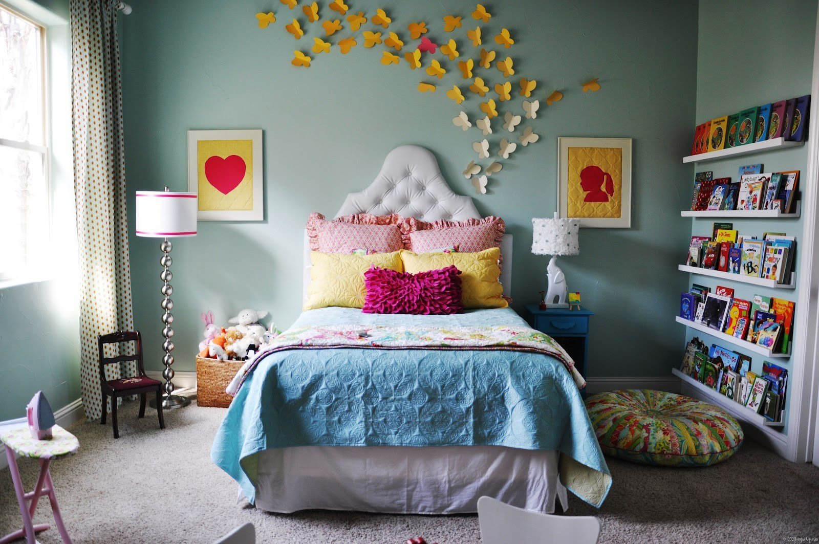 Best Big Girl Bedroom Ideas With Pictures