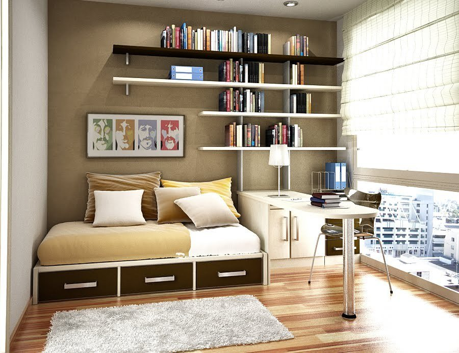Best Simple And Small Bedroom Design Ideas Small Bedroom With Pictures