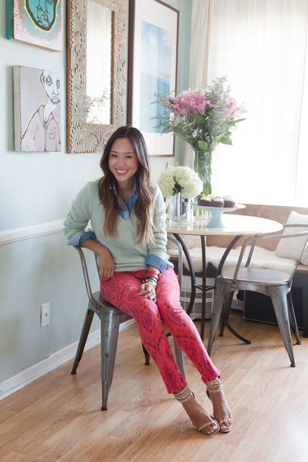Best Tour Style Blogger Aimee Song S Apartment T**N Vogue With Pictures