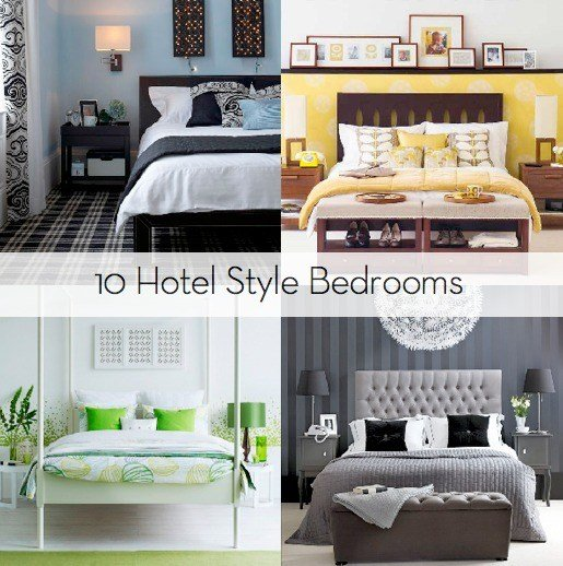 Best Inspiration 10 Hotel Style Bedrooms » Curbly Diy Design With Pictures