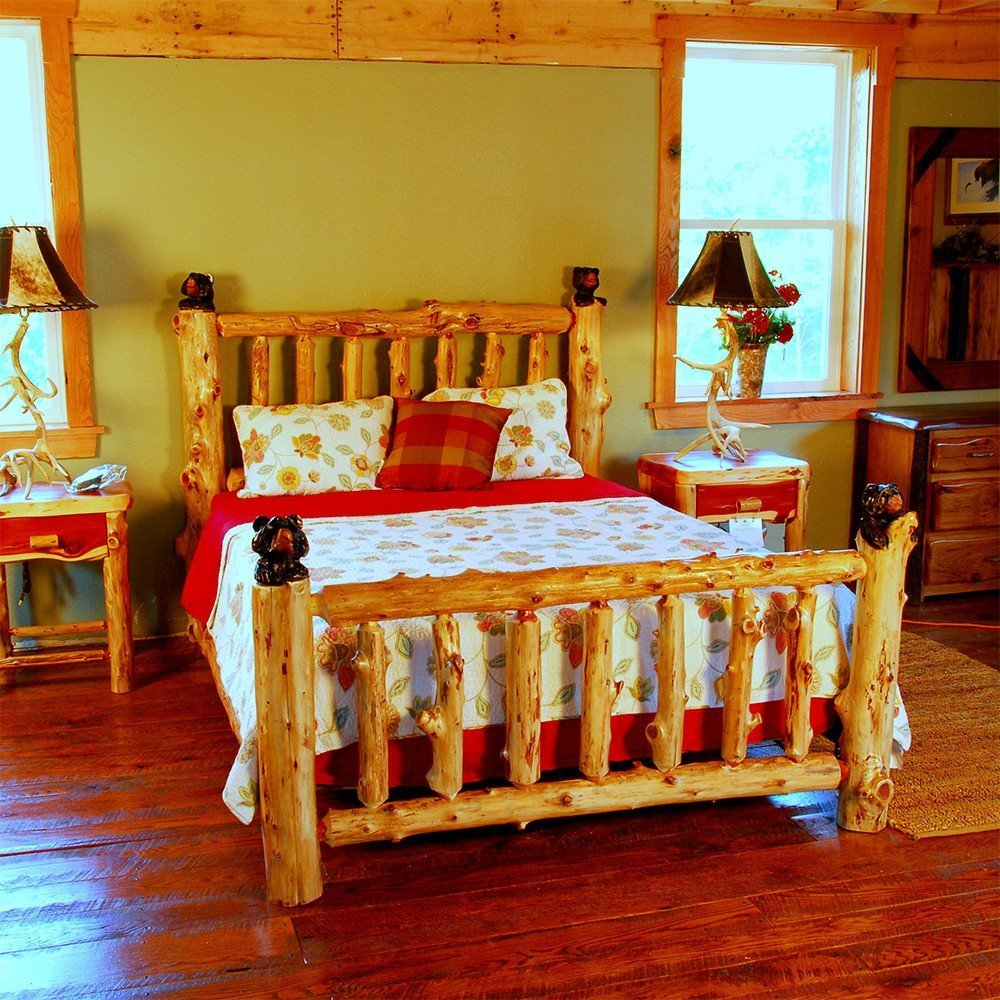 Best Log Bedroom Furniture Luxury Home Design With Pictures