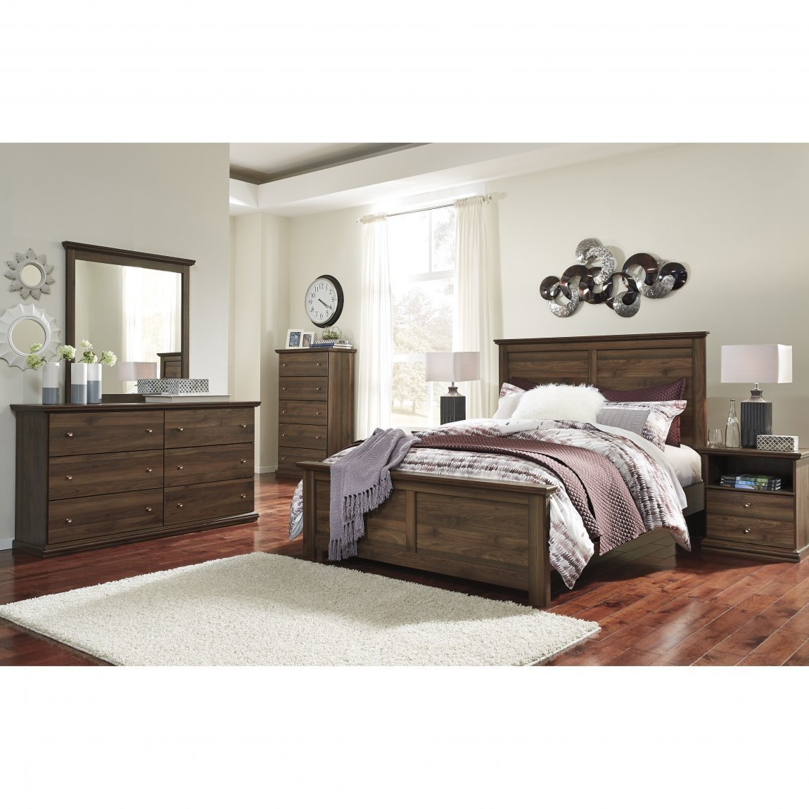 Best Reclaimed Wood Bedroom Set White Distressed Furniture Sets With Pictures