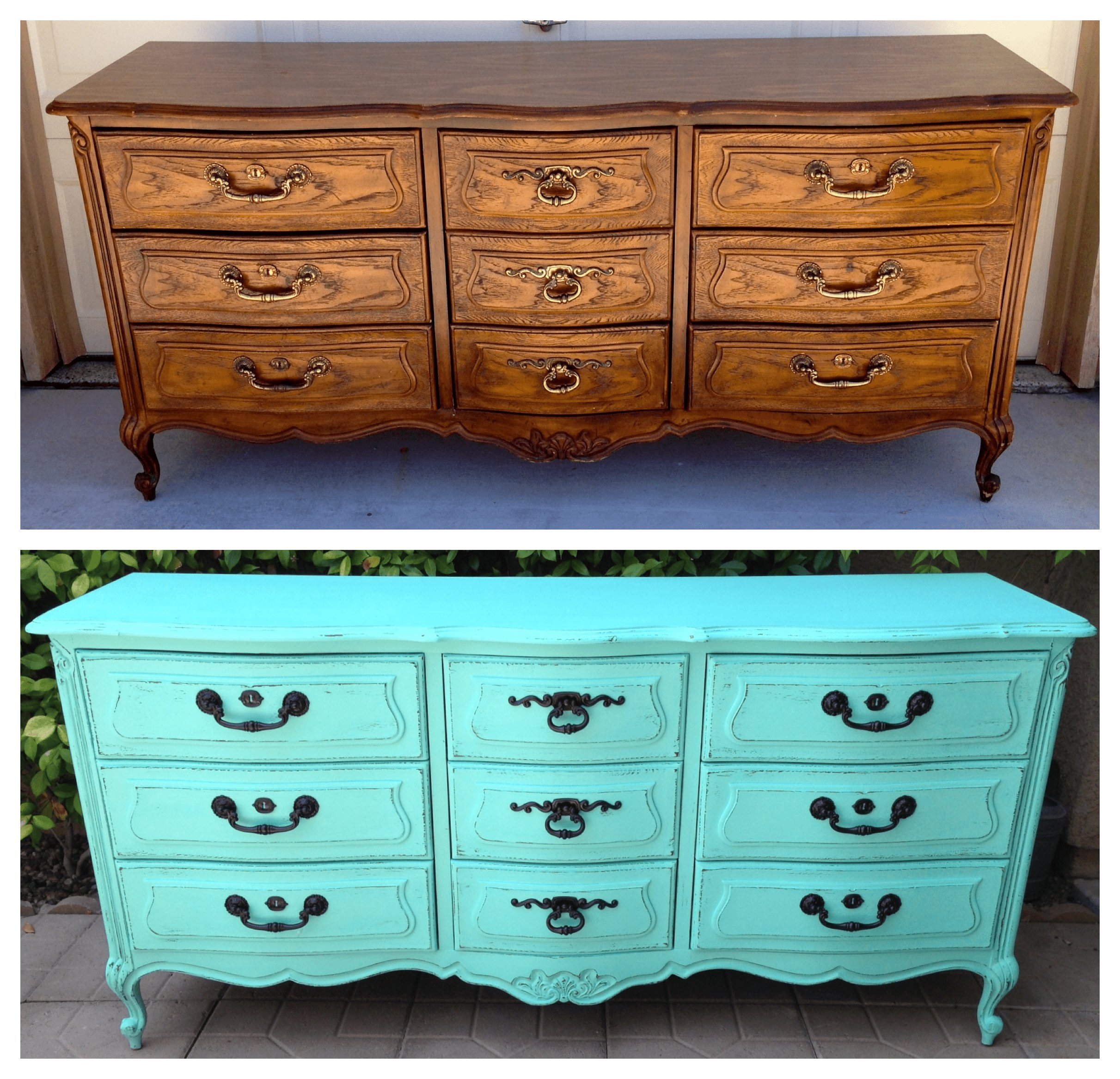 Best Refinish Bedroom Furniture How To A Dresser Without With Pictures