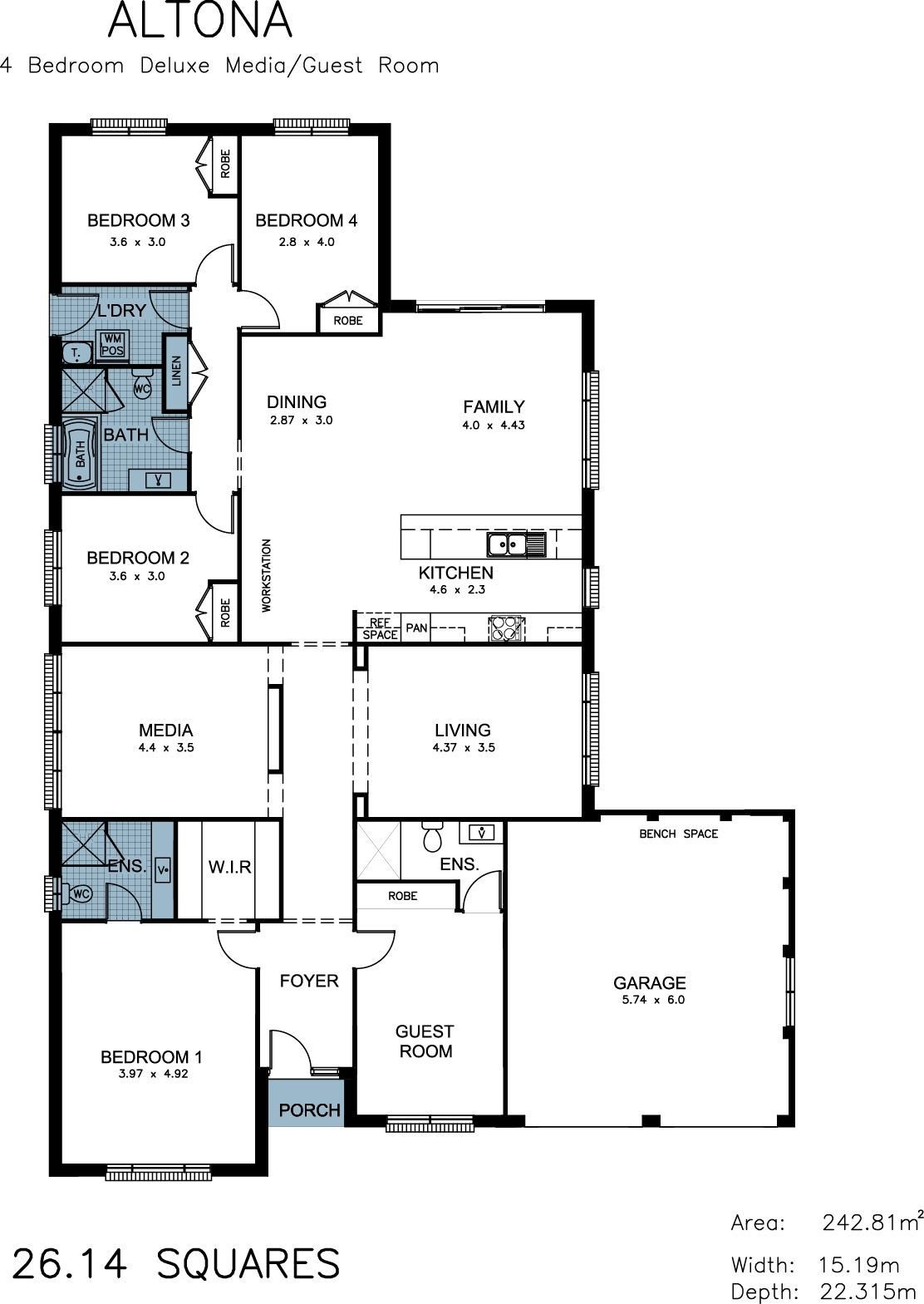 Best Altona Allworth Homes An Evolutionary Design In With Pictures
