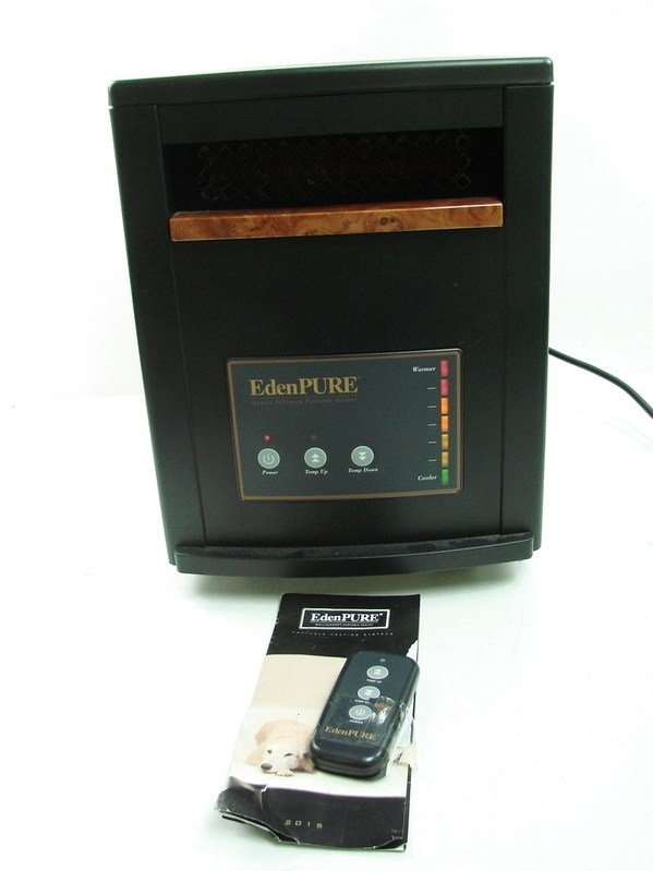 Best Edenpure 1000Xl Small Space Heater Remote Instructions With Pictures