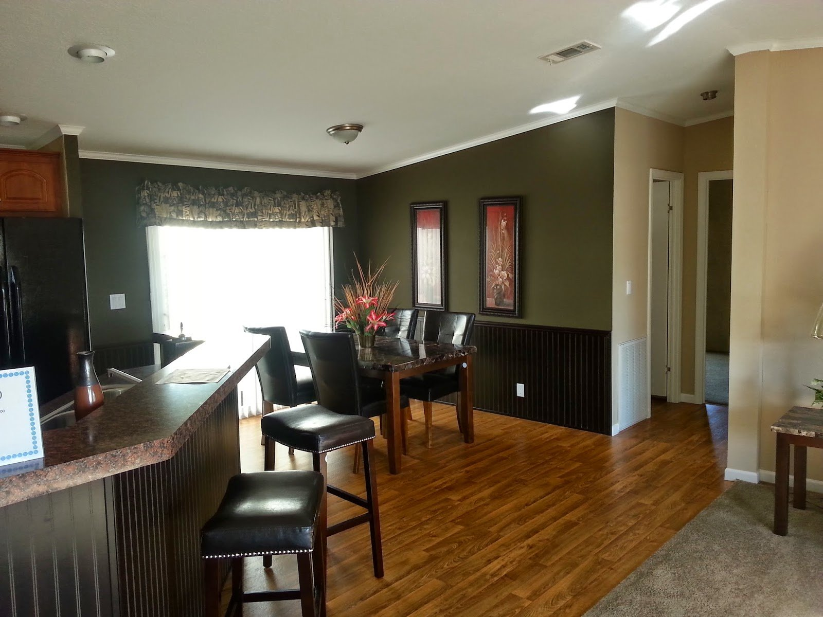 Best Miley 3 Bedroom 2 Baths 1378 Square Feet Home On Display With Pictures