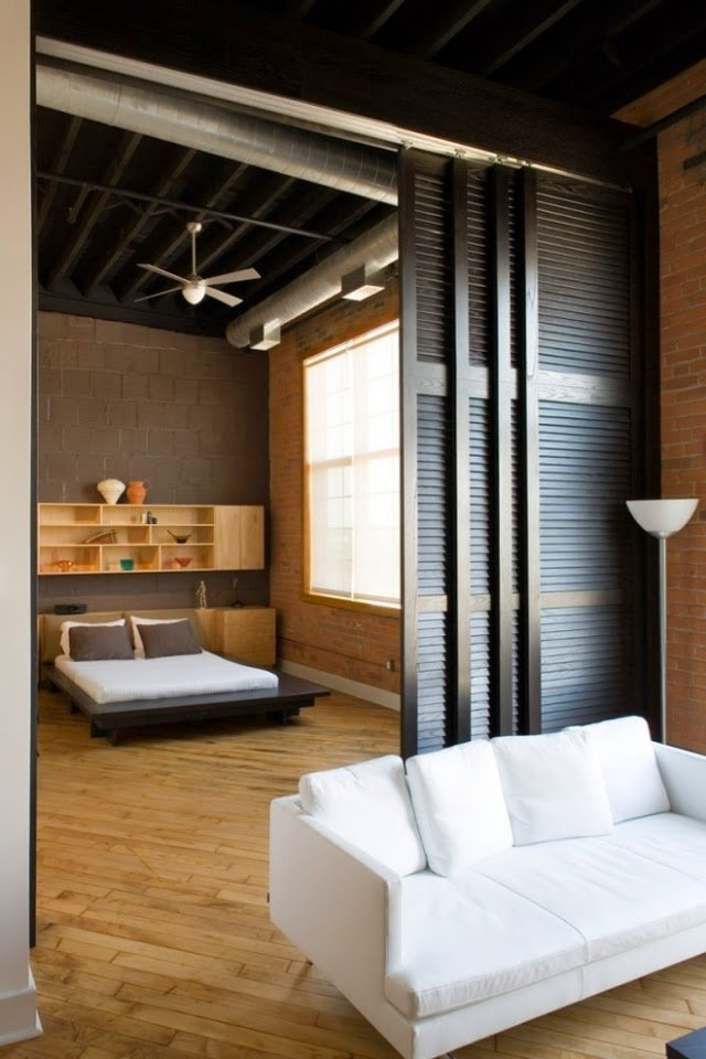 Best Room Dividers For Bedroom 26 Ideas For The Delimitation Bedroom Design With Pictures